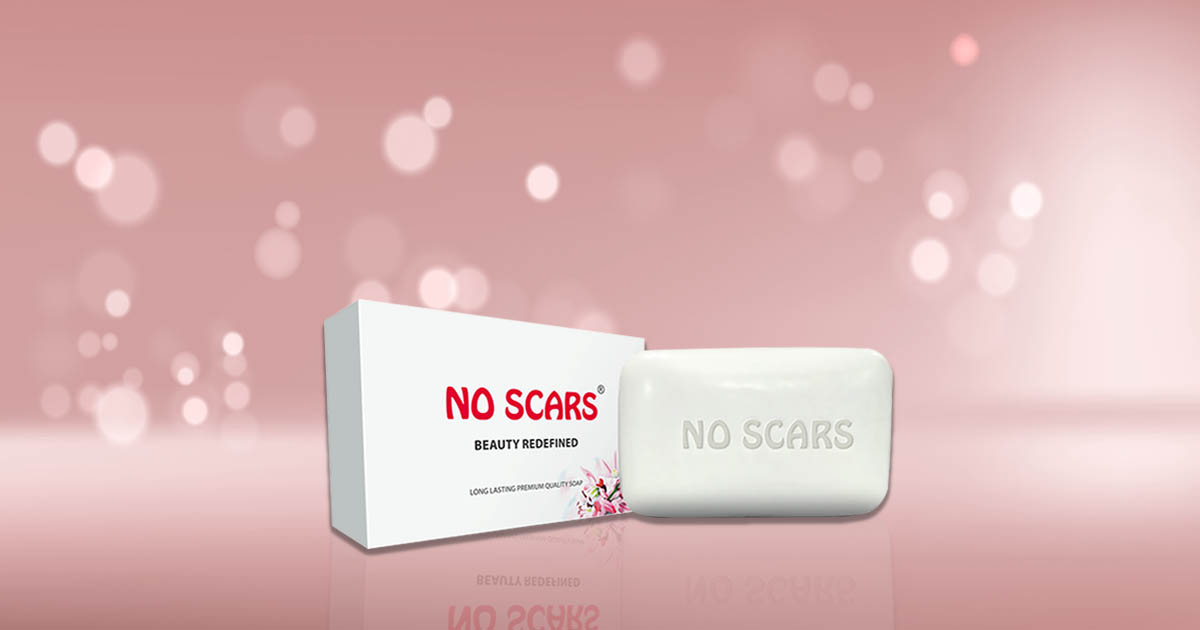 best soap for scars