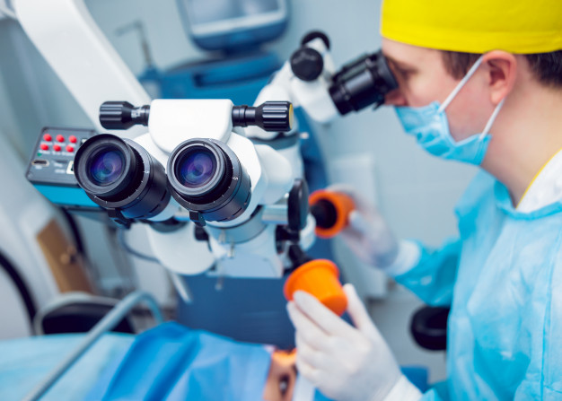 When laser cataract surgery becomes essential for a person?