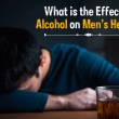 What is the result of alcohol on men's health?